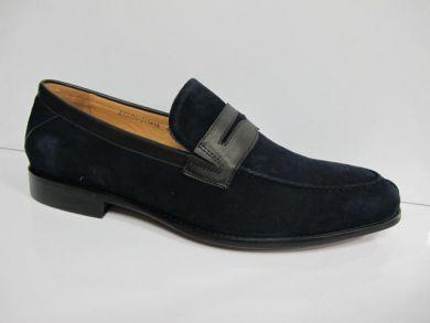Туфли классические без шнурка 21505-10 - фото
