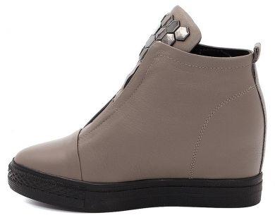 Ботинки сникерсы 027-11-1 - фото