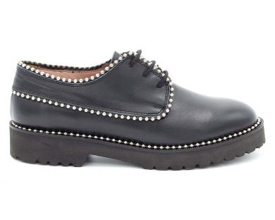 Туфли на низком ходу (комфорт) 022 - фото 30