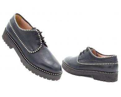 Туфли на низком ходу (комфорт) 022 - фото 33