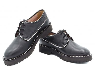 Туфли на низком ходу (комфорт) 022 - фото 34