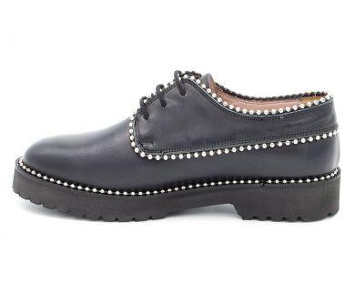 Туфли на низком ходу (комфорт) 022 - фото 36