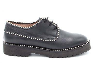 Туфли на низком ходу (комфорт) 022 - фото 40