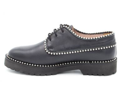 Туфли на низком ходу (комфорт) 022 - фото 41