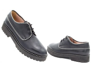 Туфли на низком ходу (комфорт) 022 - фото 43