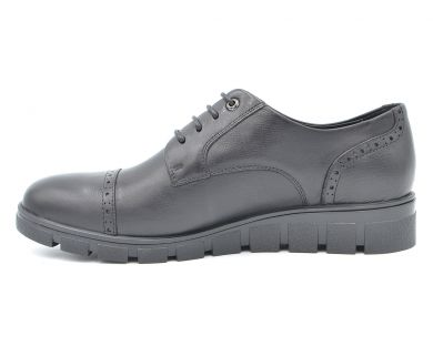Туфли на низком ходу (комфорт) 8639-53 - фото 1