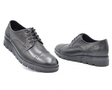 Туфли на низком ходу (комфорт) 8639-53 - фото 3