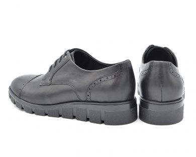 Туфли на низком ходу (комфорт) 8639-53 - фото 4