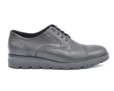 Туфли на низком ходу (комфорт) 8639-53 - фото 5