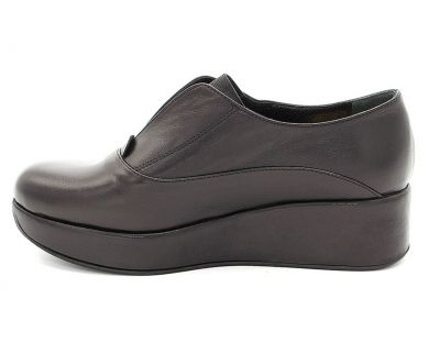 Туфлі на платформі 5206 - фото