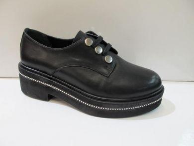 Туфлі на товстій підошві 302 - фото