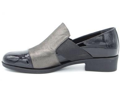 Туфли на низком ходу (комфорт) 7717 - фото 6