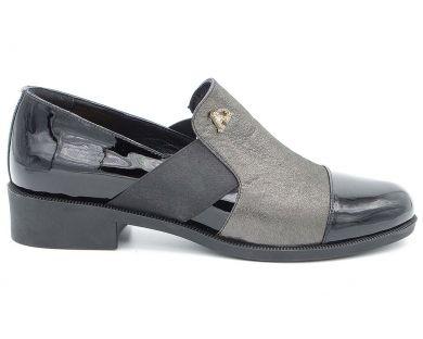 Туфли на низком ходу (комфорт) 7717 - фото 15