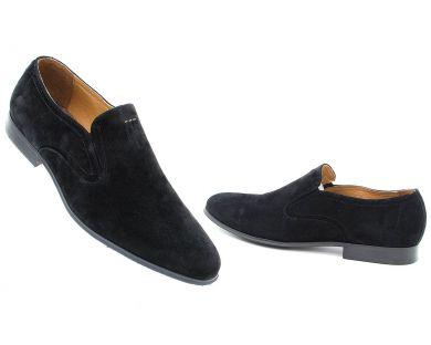 Туфли классические без шнурка 5202 - фото