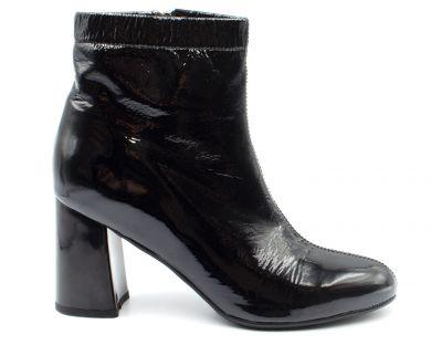 Ботинки на среднем каблуке 2370 - фото