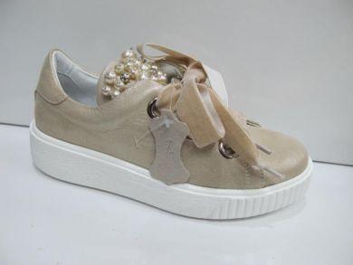 Туфлі на товстій підошві 0643 - фото