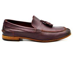 Туфли лоферы 345 - фото