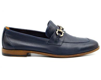 Туфли лоферы 350-1 - фото