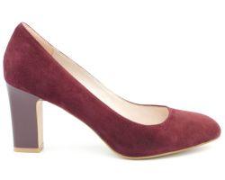 Туфли на каблуке 80601 - фото