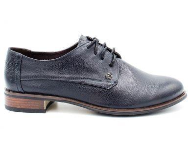Туфли на низком ходу (комфорт) 11696 - фото 0