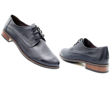 Туфли на низком ходу (комфорт) 11696 - фото 8