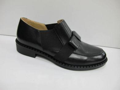 Туфлі на низькому ходу 61-7024 - фото