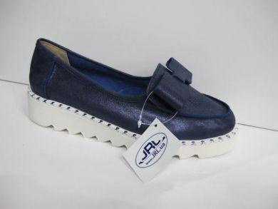 Туфлі на товстій підошві 2270 - фото
