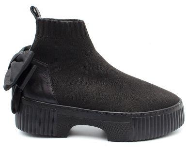 Ботинки на толстой подошве 3195 - фото