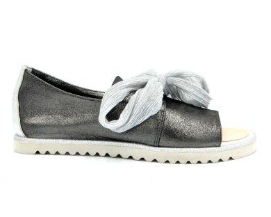 Туфлі з відкритим носком 815 - фото