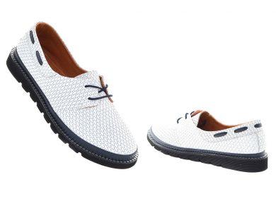 Туфлі на низькому ходу 728-3 - фото