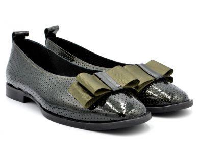 Туфлі на низькому ходу 510 - фото