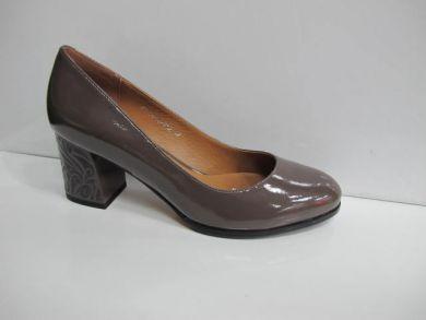 Туфлі човники на середніх підборах 4-112 - фото