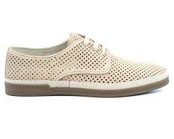 Туфли (кожа перфорированная) 1720 - фото