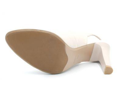 Туфлі з відкритою п'ятою на підборах 1271 - фото