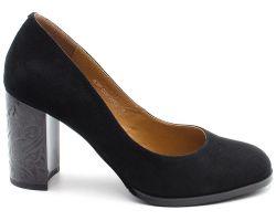 Туфли на каблуке 4-102 - фото