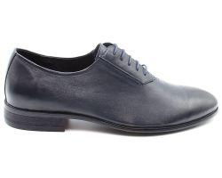 Туфли классические на шнурках 2-12 - фото