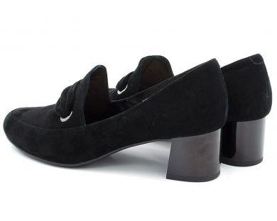 Туфли на каблуке 172-21-10 - фото 9
