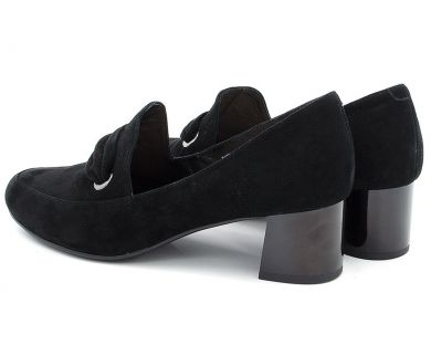 Туфли на каблуке 172-21-10 - фото 19
