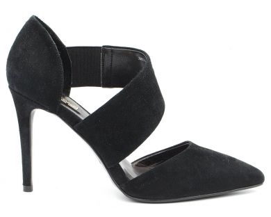 Туфли на шпильке 827-1-10 - фото 0