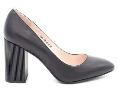 Туфли на каблуке 345-70 - фото 0