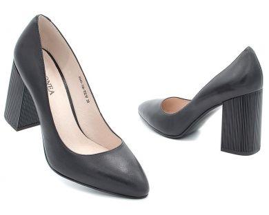 Туфли на каблуке 345-70 - фото 23
