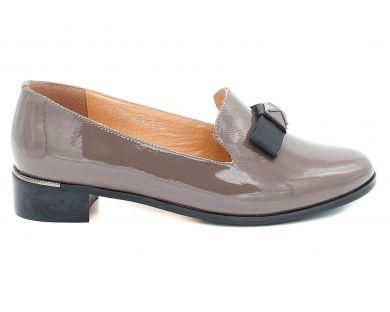 Туфли на низком ходу (комфорт) 1-3128 - фото 0