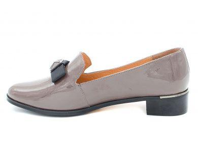 Туфли на низком ходу (комфорт) 1-3128 - фото 1