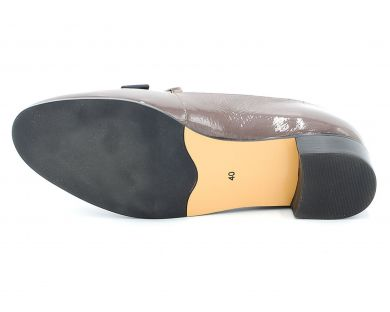 Туфли на низком ходу (комфорт) 1-3128 - фото 12