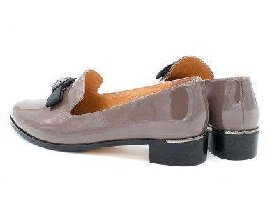 Туфли на низком ходу (комфорт) 1-3128 - фото 16