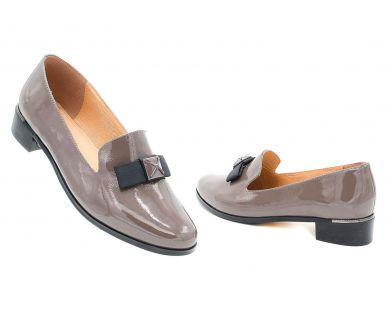 Туфли на низком ходу (комфорт) 1-3128 - фото 18