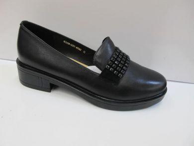 Туфлі на низькому ходу 1-3204 - фото