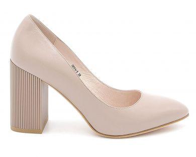 Туфли на каблуке 31-3 - фото