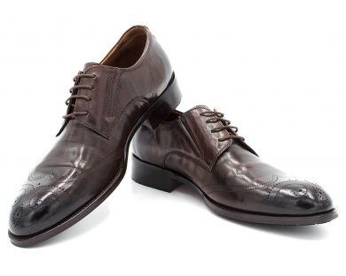 Туфли классические на шнурках 5099-967 - фото 4
