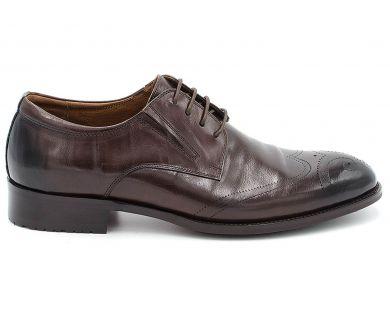 Туфли классические на шнурках 5099-967 - фото 5